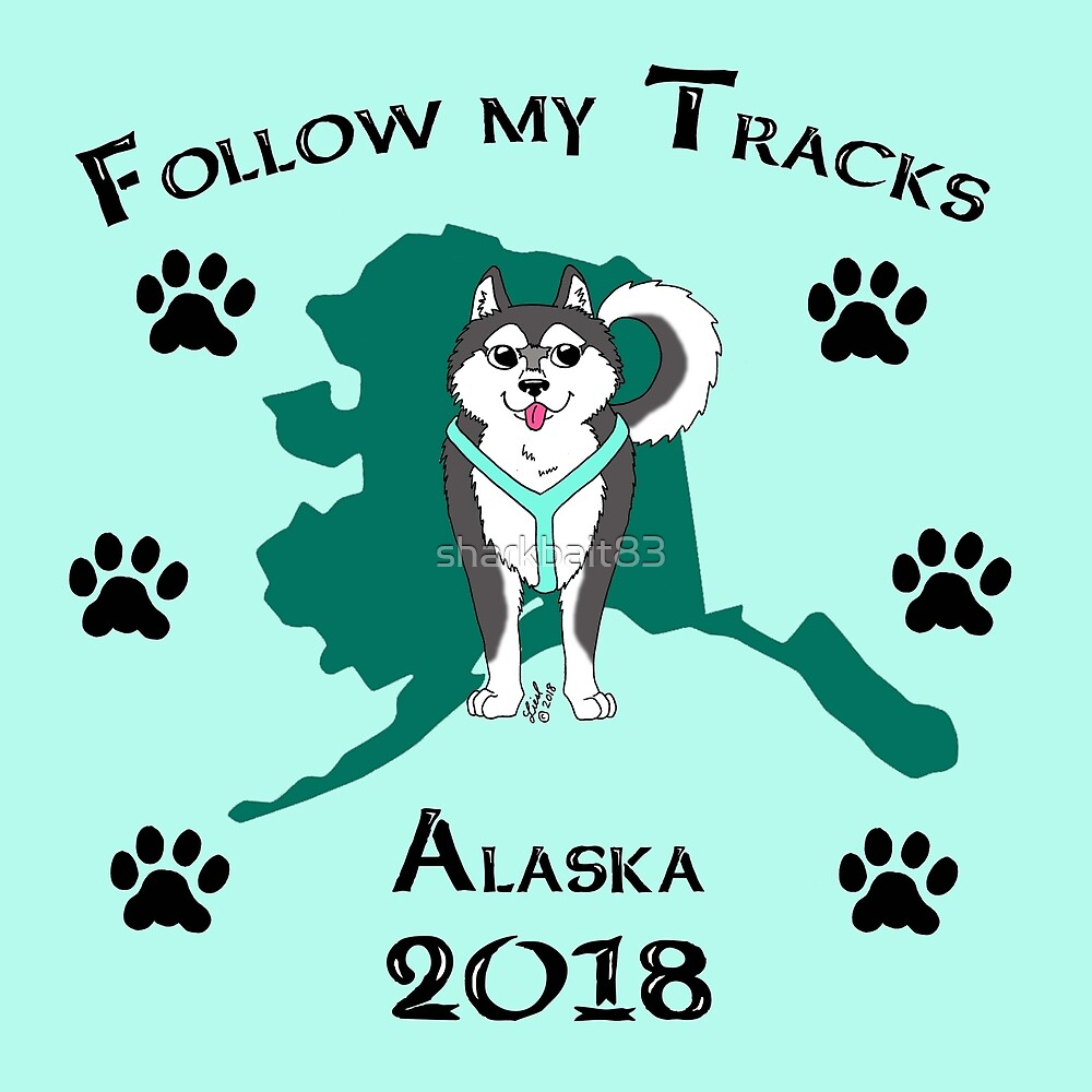 Follow my Tracks by sharkbait83