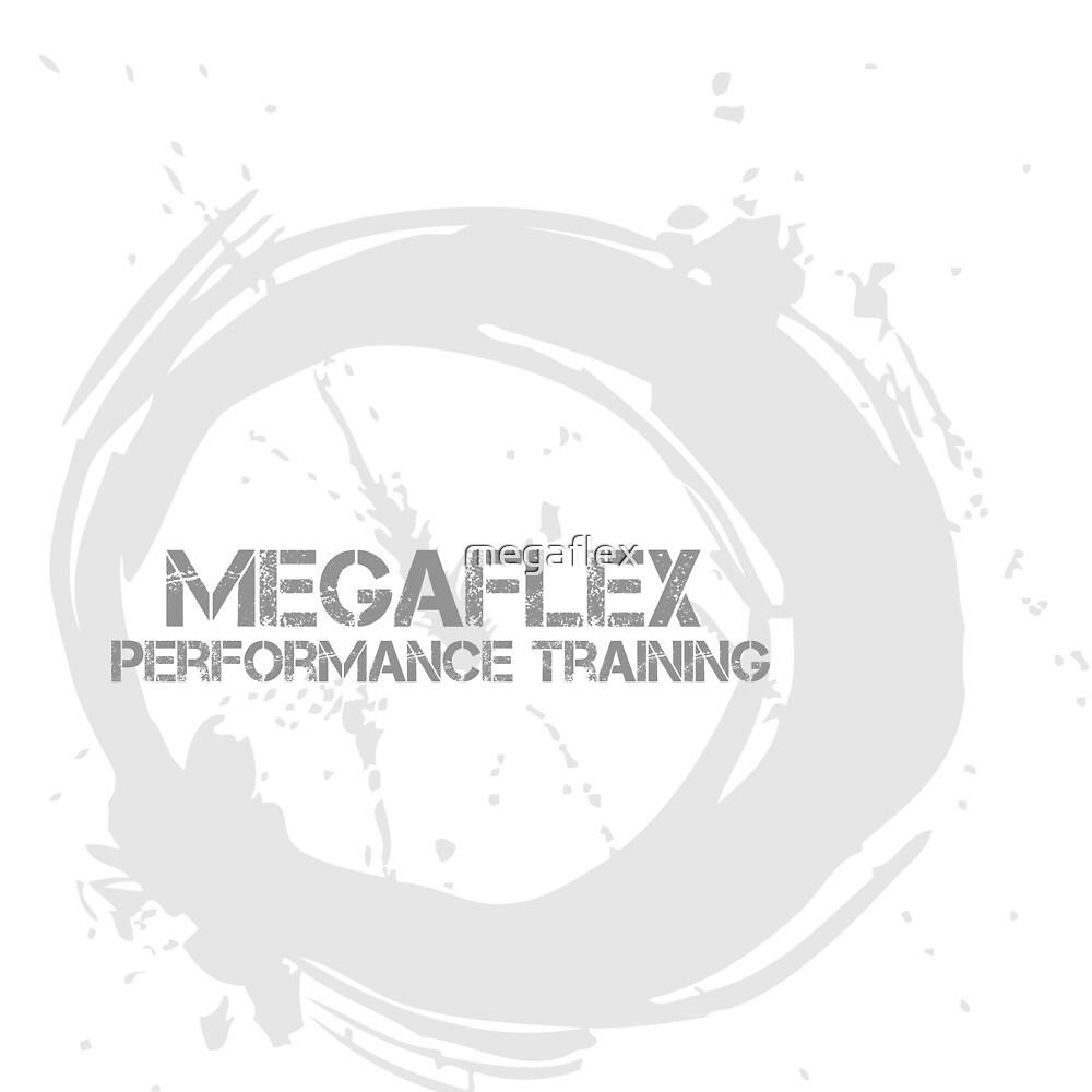 Megaflex Performance Training- Teal by megaflex