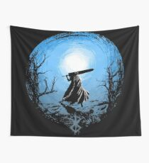 Dawn Glow Berserk Wall Tapestry