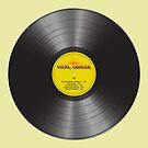 12'' Vinyl by Satta van Daal