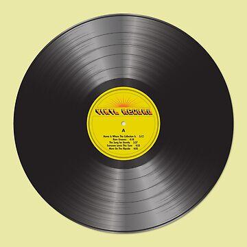 12'' Vinyl by Satta