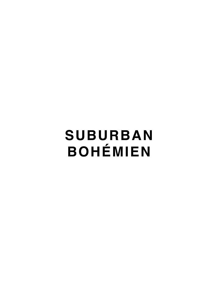 suburban bohémien by Art-Frankenberg