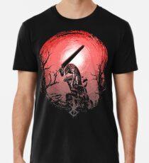 Sunset Glow Berserk Men's Premium T-Shirt