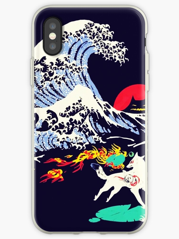 The Great Wave off Oni Island by MarilynChristi