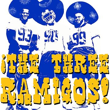 The Three Ramigos! by Ramheart
