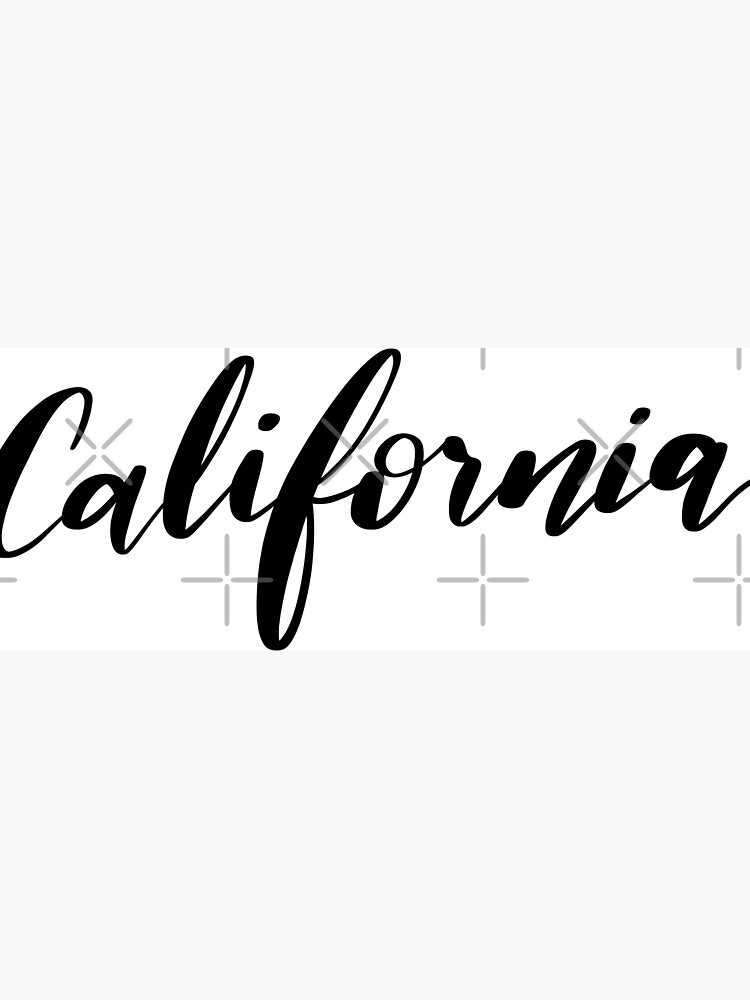 California  by ellietography