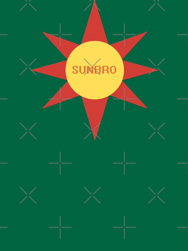 I'm a Sunbro by Momo-Phew