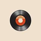 7'' Vinyl by Satta van Daal