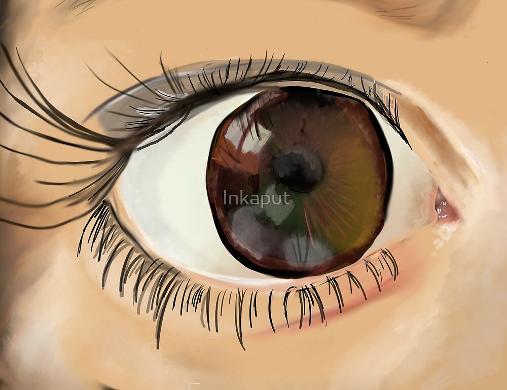 An eye for an eye by Inkaput