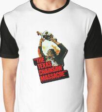 Leatherface - TCM 1974 Graphic T-Shirt