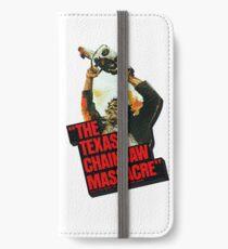 Leatherface - TCM 1974 iPhone Wallet/Case/Skin