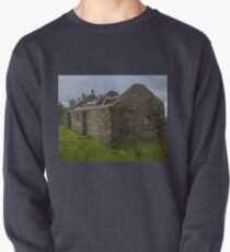 Stonework of a ruin Pullover