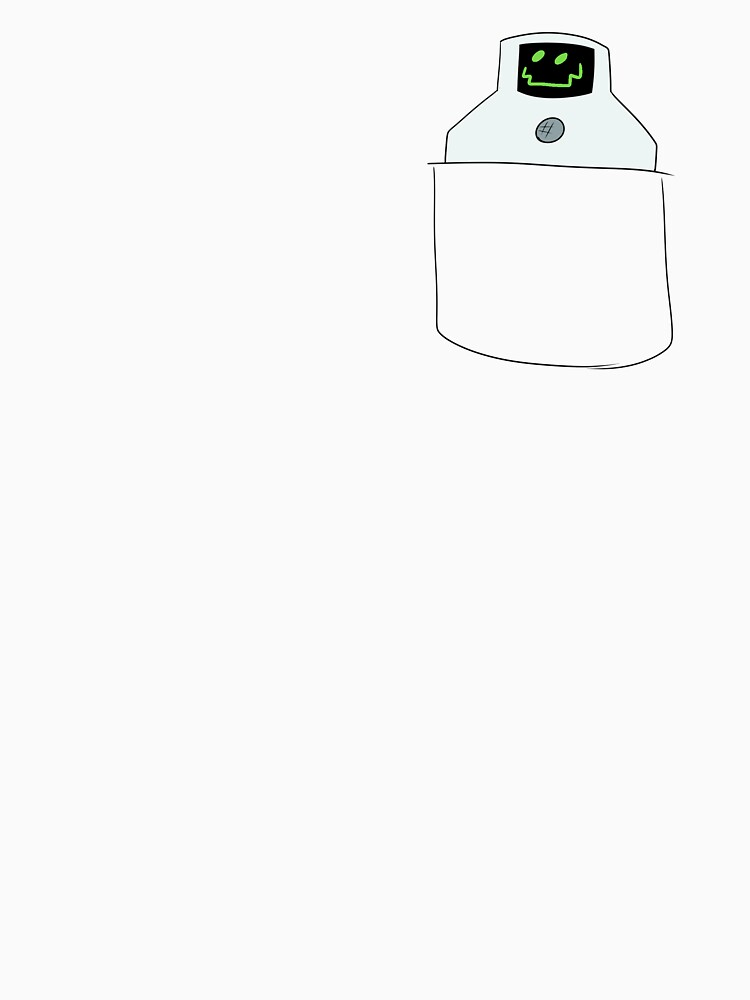 Pocket Buddy Jailbot by dr-angel23