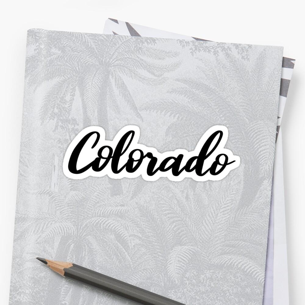 Colorado  by ellietography