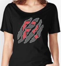RocketRIPP - RIPPTee Designs. Women's Relaxed Fit T-Shirt