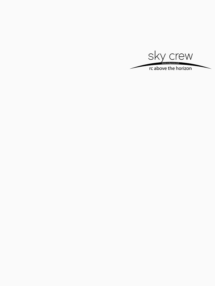 RC Sky Crew Merchandise by iepster
