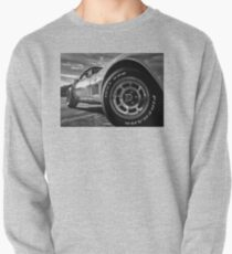 Indy 500 Black and White Pullover