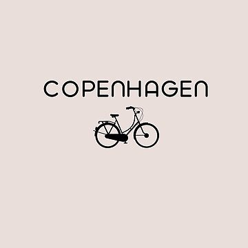 Bike Copenhagen by mivpiv