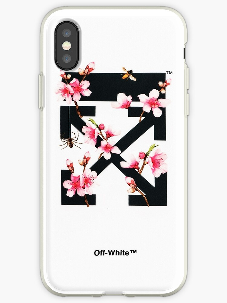 Off-White Cherry Blossom by maysaroh