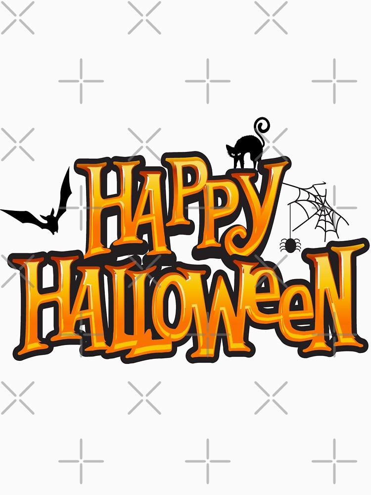Awesome Halloween Fun t-shirt by tshirtfandom