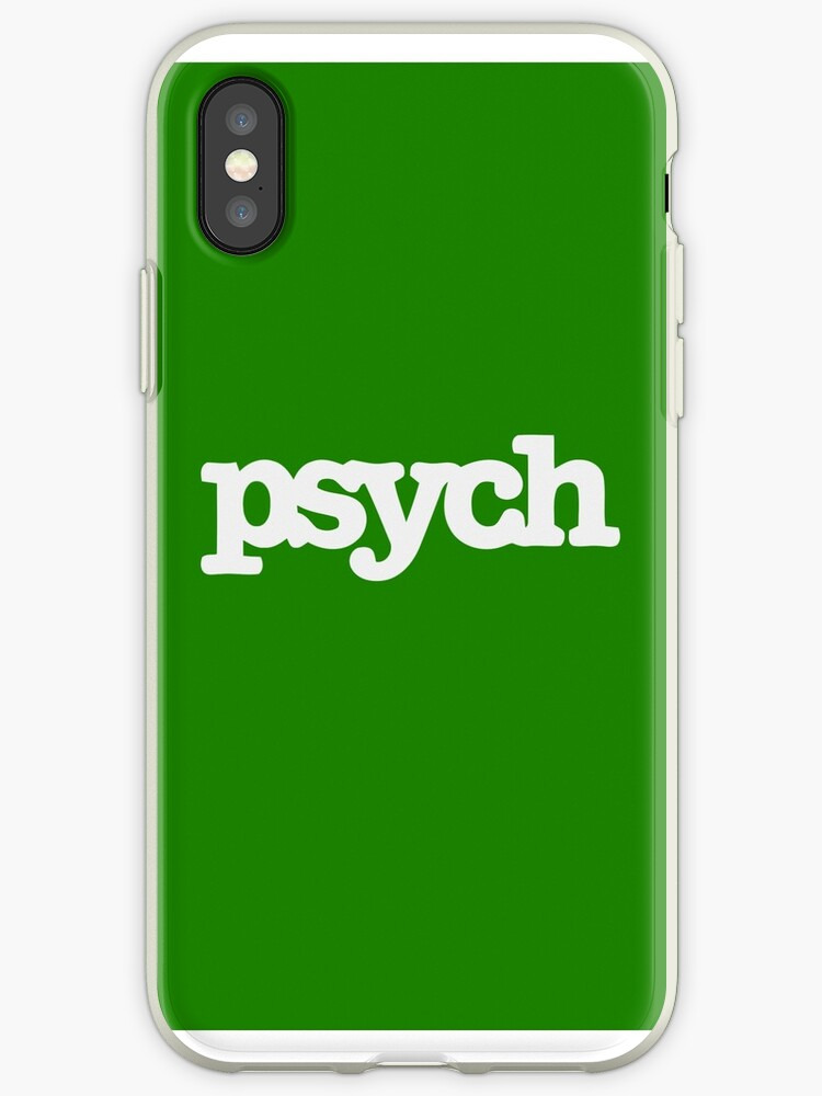 psych by amirahhans
