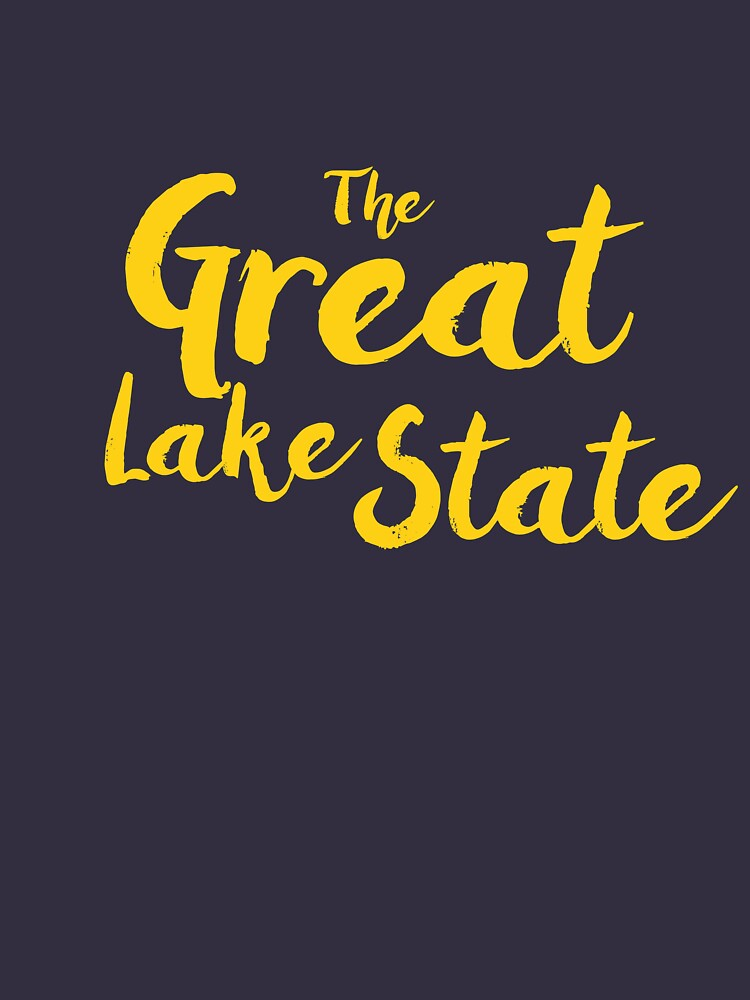 The Great Lake State - Michigan by Chocodole