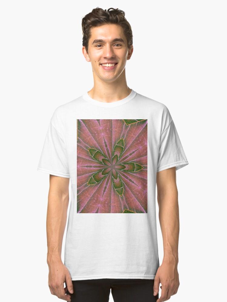 kaleidoscope Classic T-Shirt Front
