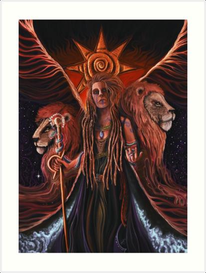 Ishtar X Zion  by Daniel Watts