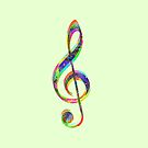 Musical colors by Anteia
