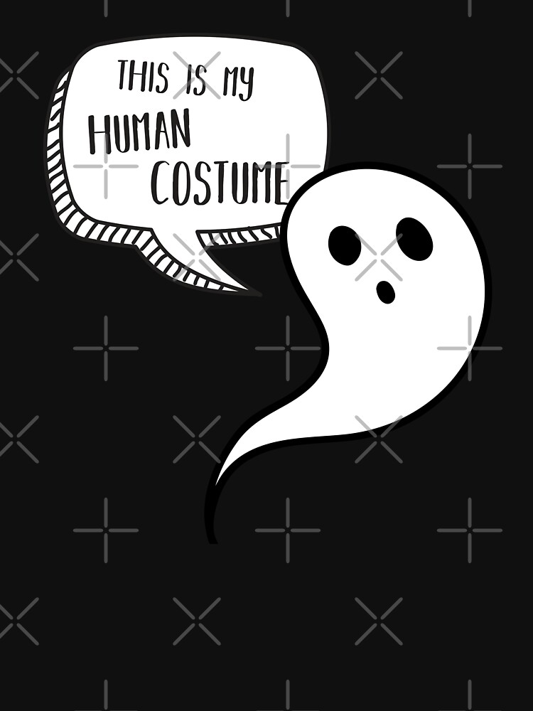 Human Costume by Nangka