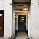 Hotel Gastown by Marlene Hielema