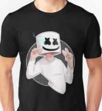 Marshmello Vector T-shirt Unisex T-Shirt