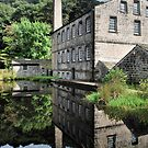 Calm as a Mill Pond by Paul Gibbons