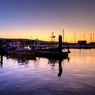 Morning Boats by Stephen Peters