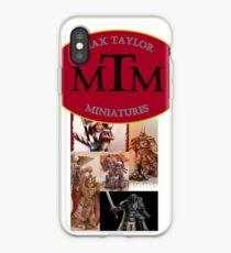 MTM Graphic Logo iPhone Case