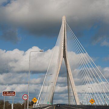 River Suir Bridge, Waterford, Ireland by AndyJones
