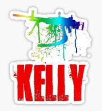 Machine Gun Kelly! Sticker