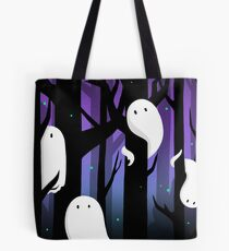 Ghosts in the Forest Tote Bag