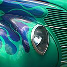 Street Rod Art: Land, Sea & Sky by Karen K Smith