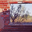 Abandoned Window by redwave