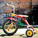 tricycle by Carlos Restrepo