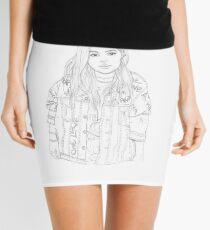 Hayley Kiyoko Mini Skirt