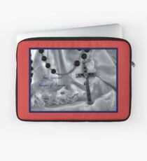 Spiritual Bouquet Greeting Card and more Laptop Sleeve