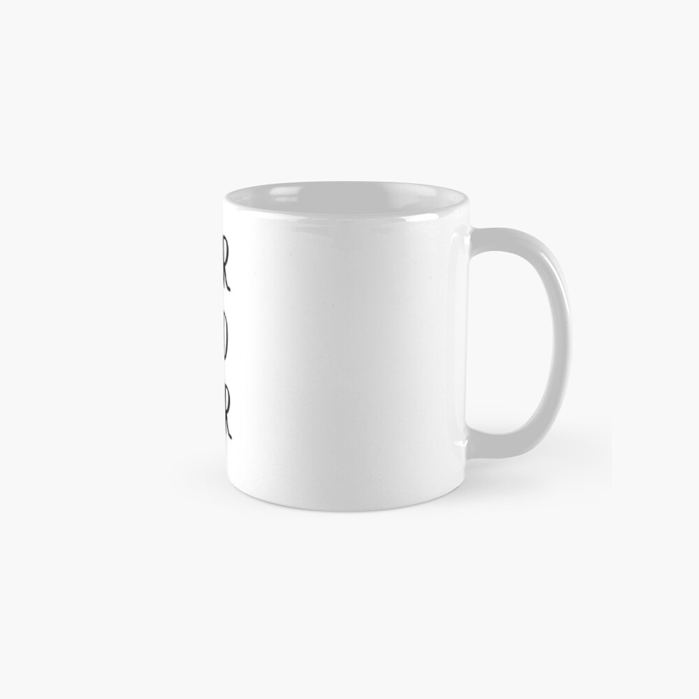 # We are more Mug