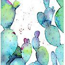 Cacti Cacti by balgrittella