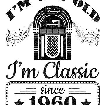 Not Old Classic Jukebox Since 1960 by csfanatikdbz