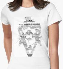 Lemmy - Motorhead T-shirt col V femme