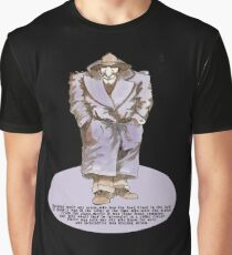 The Detective Graphic T-Shirt