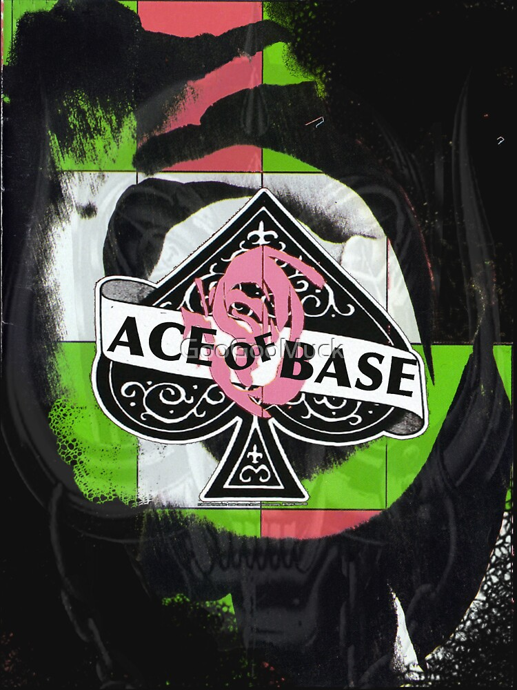 The Ace Of Base by GooGooMuck