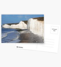 Seven Sisters, East Sussex Postcards